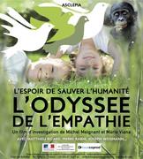 """Projection du film """"l'odyssée de l'empathie"""" suivie d'un débat avec Olivier Maurel"""
