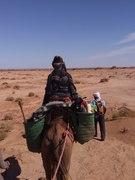 Voyage enchanté dans le désert marocain