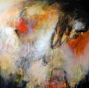 Abstract in Oil and Cold Wax with Lisa Boardwine