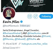 "SALUTE ""KEVIN MILES"" #ReadyToWork #YOUNGGIFTED3000"