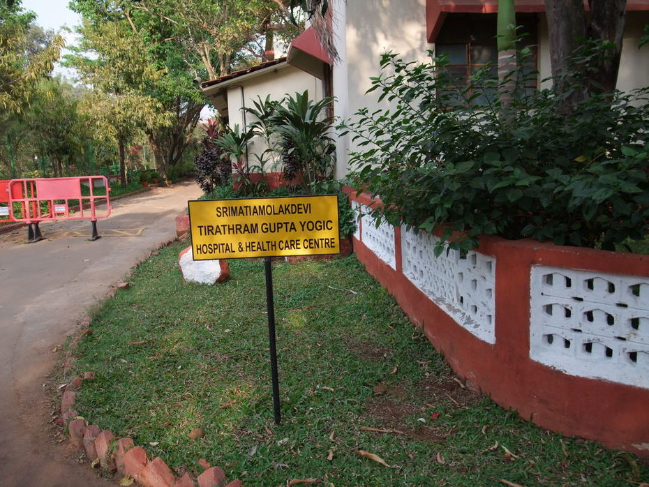 Kaivalyadhama Yoga Therapy Institute Lonavla