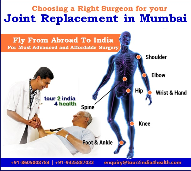 Choosing a Right Surgeon for your Joint Replacement in Mumbai