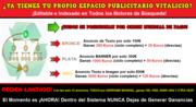 TU ESPACIO PUBLICITARIO VITALICIO - AR