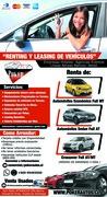 Renting Buses-Vans-Maquinaria Pesada