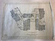 Montrose Court 1922 Building Plans