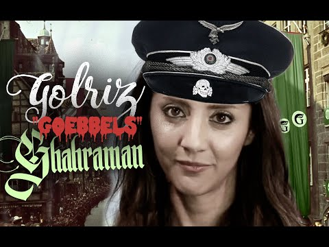 """no human right is absolute."" — Golriz 'Goebbels' Ghahraman"
