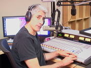 At the Radio Board