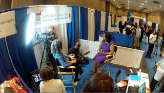 Heidi Marie Gennaro interviews Melinda Emerson the SmallBizLady
