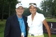 Dave Cook w/ LPGA's S. Steinhauer