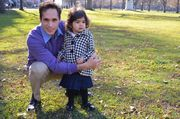 Dad with Daughter at the Park (2)
