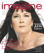 Imagine AFM Special Edition Cover