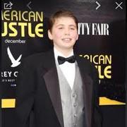 Zachariah Supka Red Carpet American Hustle World Premier