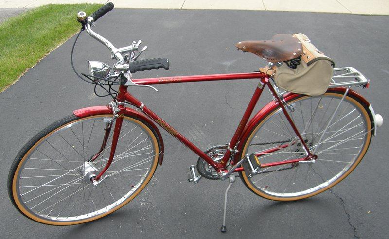 1974 Carmine Sprite 10 Speed