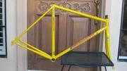 Yellow 1987 Bianchi Limited