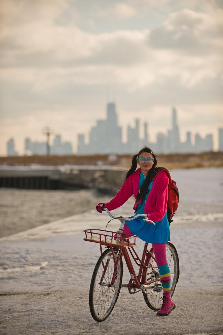 LC Bike Winter Shoot