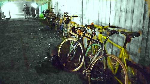 Marauders' Bike