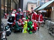 Santa Rampage 2012