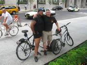 Tow Truck & I - Critical Mass 27 July 2012