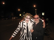 George & Beetle Juice 2