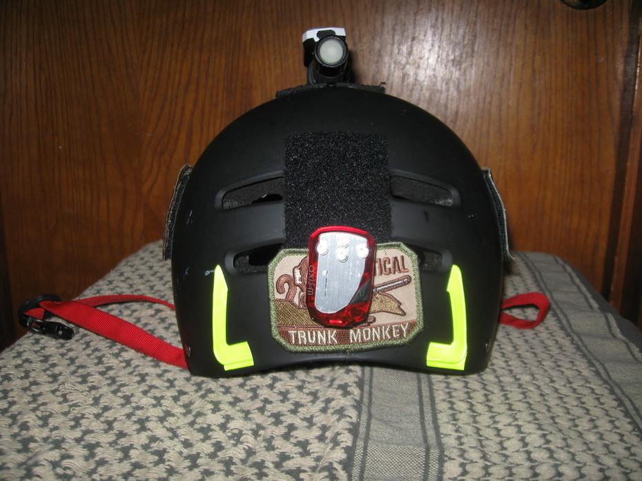 Helmet Rear