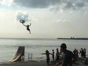 BMX Ramp at the Lake Front!