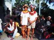Manabu's Banaba Wedding