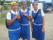 Rakera n friends during TrpleNNN