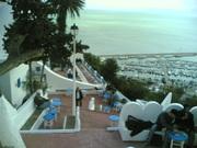 Tunis the sea