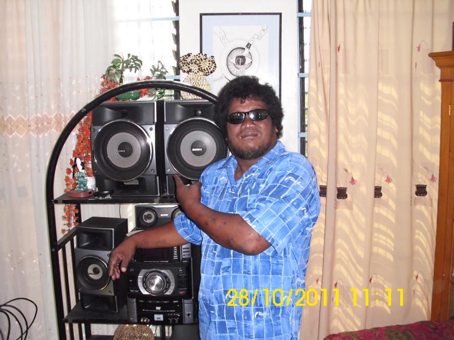 Mr Uearaa Tiritioo @Riflerange,Suva,Fiji.
