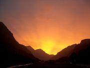 Sonnenuntergang_in_den_Bergen (Sunset)