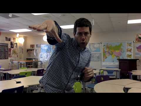 Total Physical Response (movement) in AP Human Geography