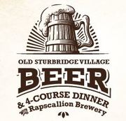 OSV: Beer & 4-Course Dinner with Rapscallion Brewery