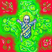 A Green Christ mas