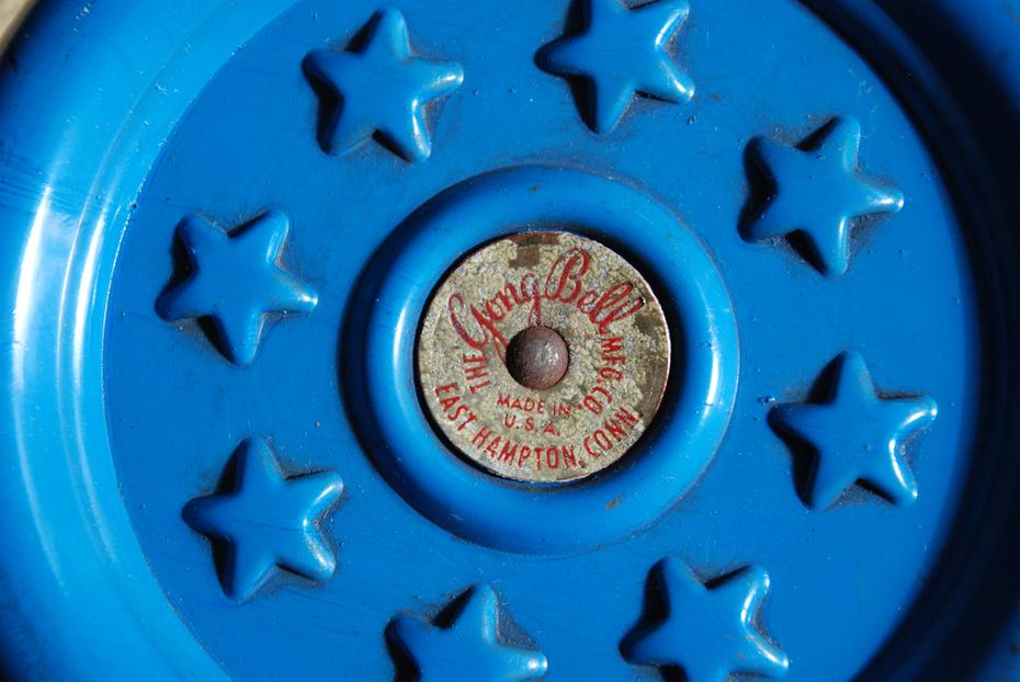 Gong Bell Hobby Horse Wheel1