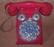 Red Tin Phone