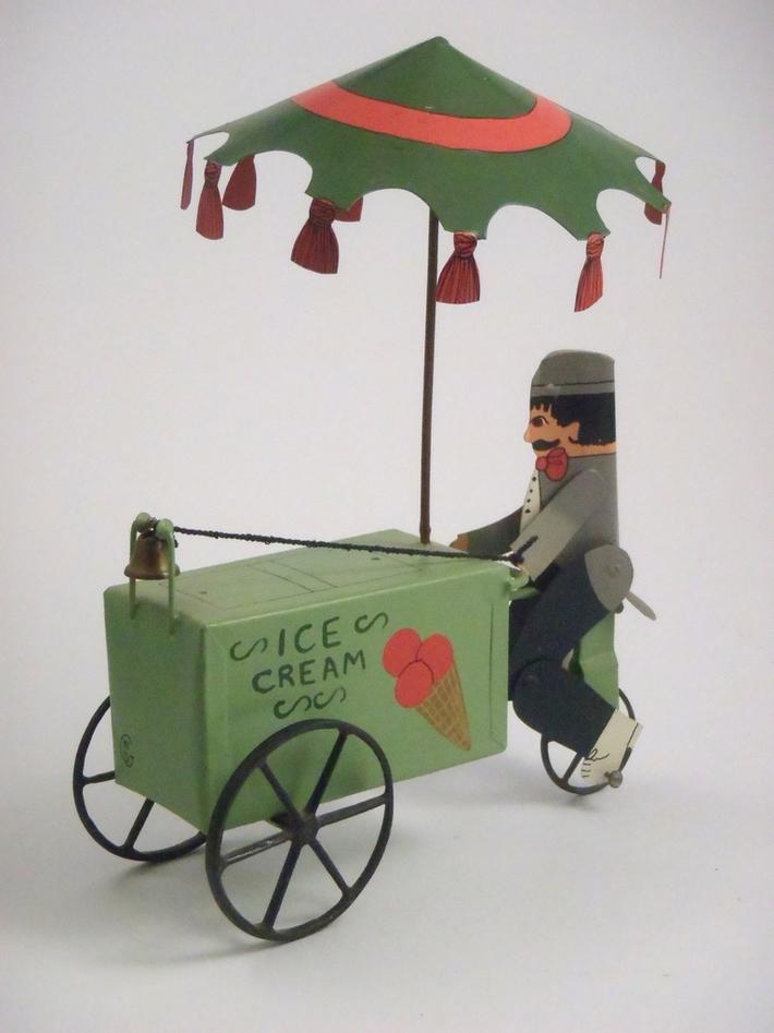 Gilaspy Ice Cream Cart 2