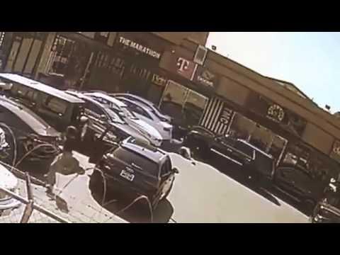 #BREAKING: Nipsey Hussle Shooting Captured on Surveillance Video