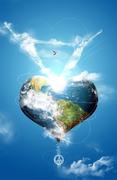 Peace Heart Earth