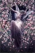 angel of the roses