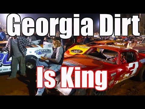 Georgia Dirt Is King- Winder Barrow Speedway