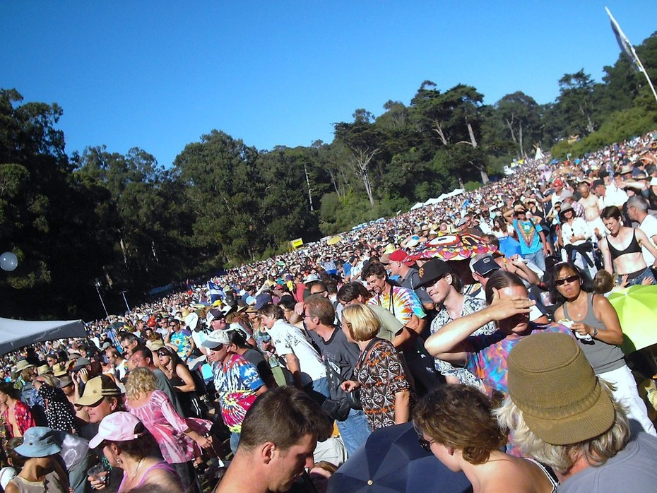 Summer of Love SF 2007