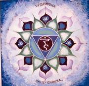 Vishuddha Chakra - Center of Communication