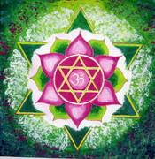 Anahata Chakra - Center of Love and Joy