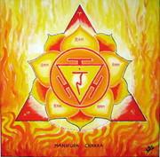 Manipura Chakra - Center of Courage