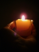 With Love in my Heart>I light my way to PEACE
