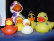 Rubber Ducks =]