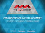 2018 Distressed Investing Summit