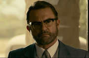 Abraham (Sam Neill)