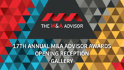 17th Annual M&A Advisor Awards Opening Reception