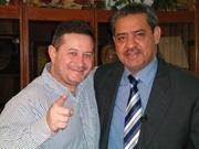 Emmaniuel et Ahmed Tayeb-Cairo